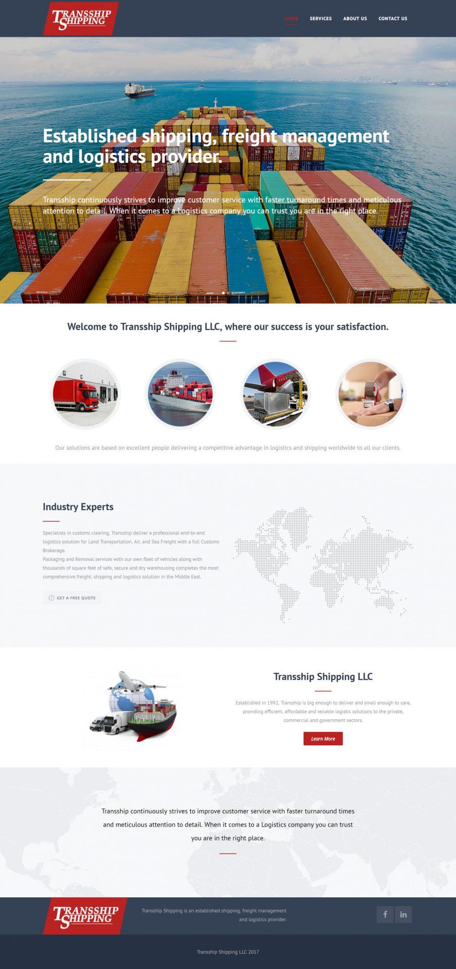 Transship Shipping LLC - Neev Alex